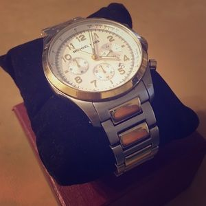 Micheal Kor Men's Watch just like New!!!